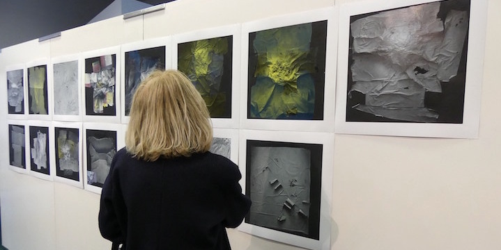 exposition Patrice Pantin Médiathèque de Thann