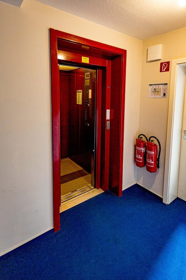 Der komfortable Fahrstuhl