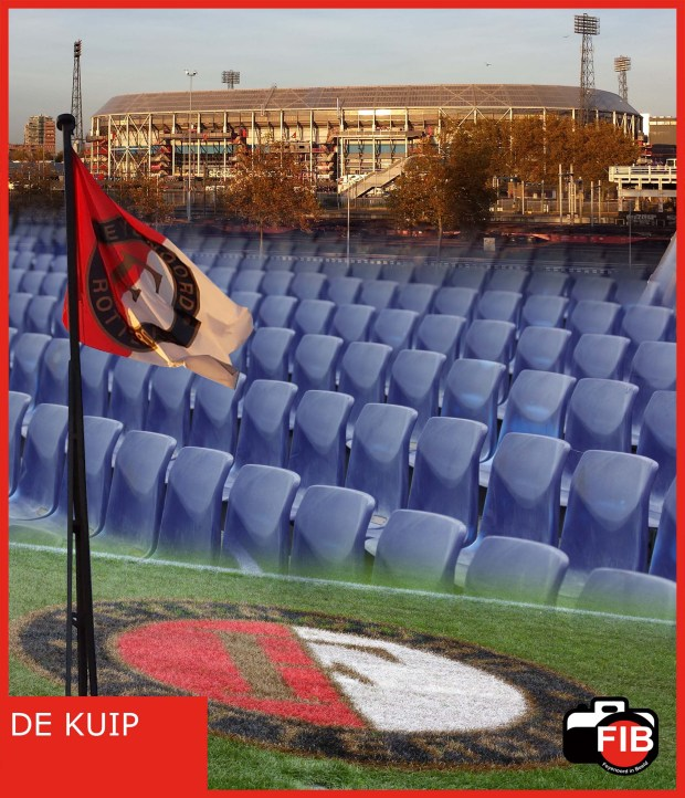 De Kuip groot collage