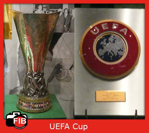 FIB Website selectie 2015 2016 UEFA CUP