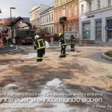 20180327 Ölspur Josefsplatz Baden Foto: Stefan Schneider FF Ba