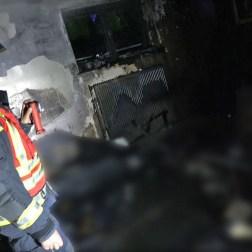20210427 Wohnungsbrand im Ortsteil Baden Weikersdorf