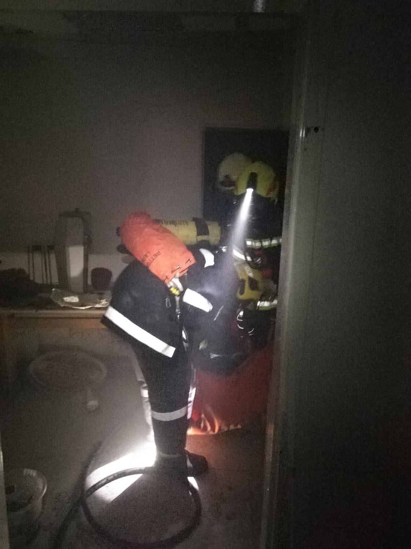 Freiwillige-Feuerwehr-Forchtenau-Burgenland-Uebung