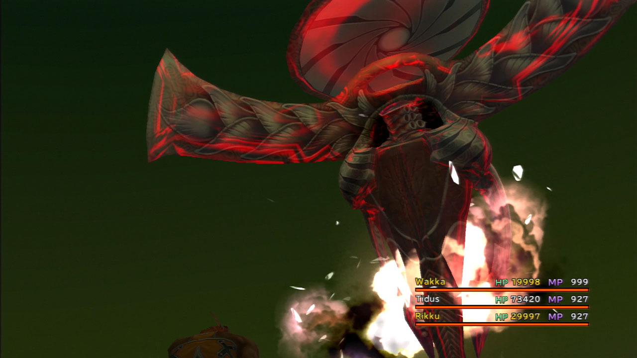 Final Fantasy X Qutes Der Richter Final Fantasy Heroes