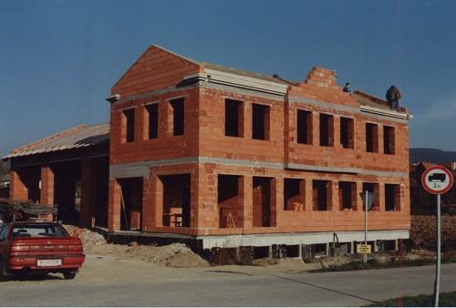 Rohbau+Dach