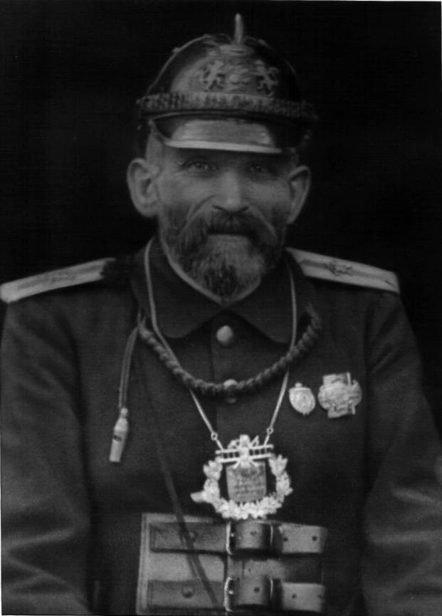 Friedrich GermannGründer und 1. Hauptmann1880 - 1881