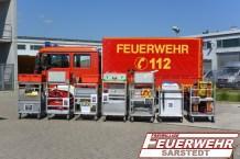 Ein Überblick über alle Rollwagen des GW-L1