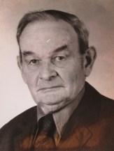 Alfred Ewald Ortsbrandmeister 1945 -1951