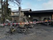 Wohnmobilbrand Schliekum