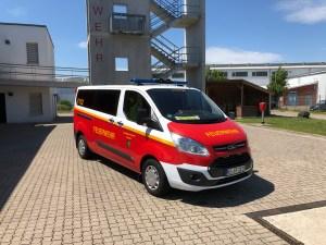 BvD-Fahrzeug