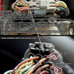 Honda Crv Ecu Wiring Diagram Goodman Heat Pump Defrost Board 92-00 Engine Swap Guide Vtec And Non - Honda-tech Forum Discussion