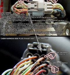 92 00 honda engine swap wiring guide vtec and non vtec honda tech honda forum discussion [ 700 x 1143 Pixel ]