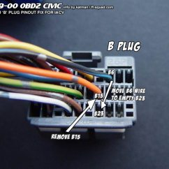 99 00 Civic Radio Wiring Diagram 2 Gang Intermediate Light Switch Sfpmotorsports