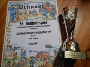 26. Geländelauf in Gera