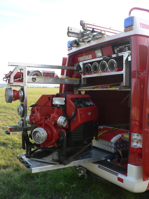 Kleinlöschfahrzeug-Freiwillige-Feuerwehr-Trausdorf-Wulka