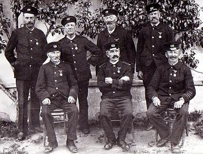 Gründung der Feuerwehr