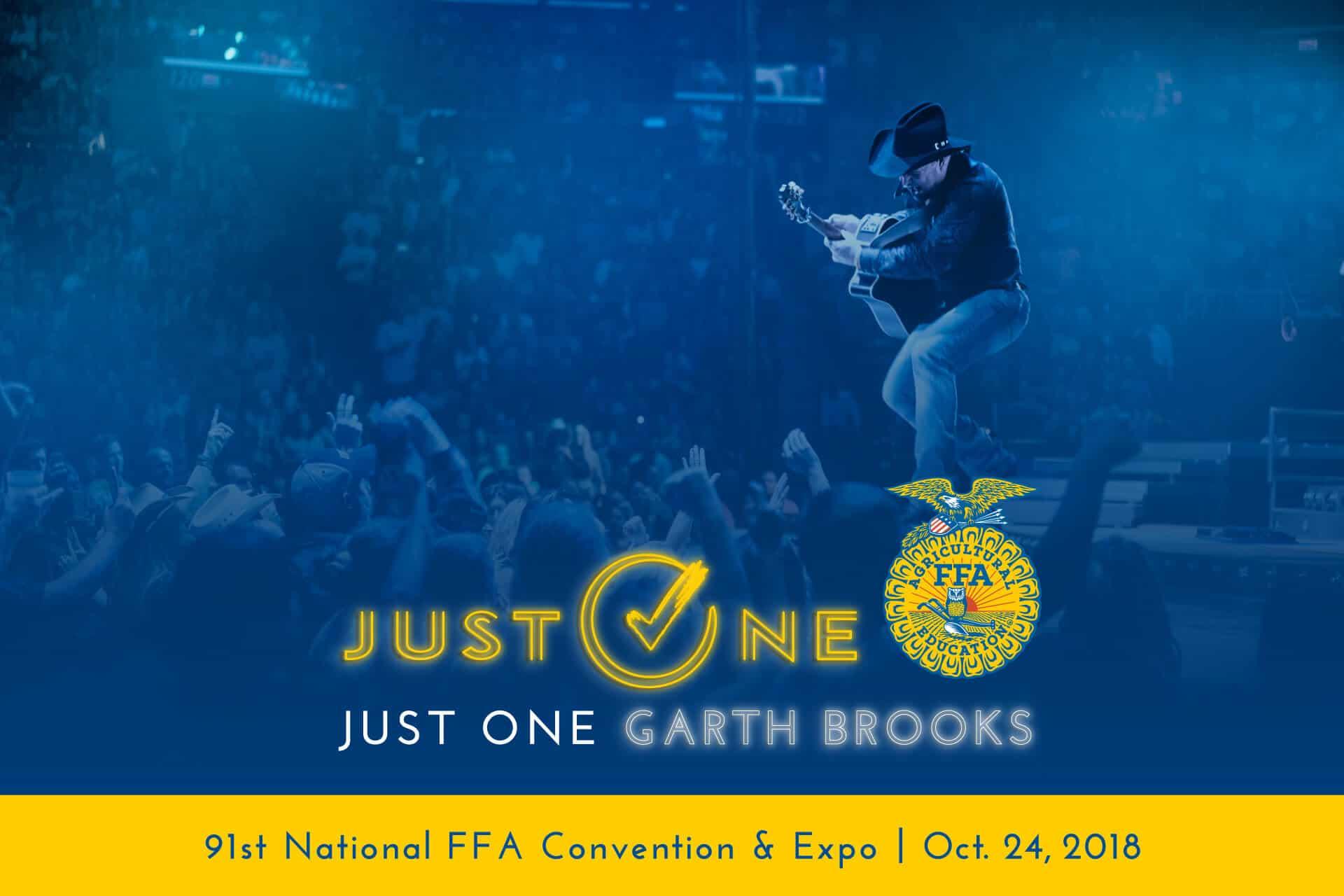 Garth Brooks Concert Announcement