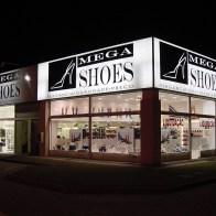 Mega shoes Barra da Tijuca - Projeto FFarquitetura