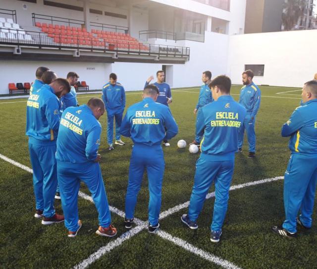 Convocados Los Cursos De Entrenador Uefa B Nivel 1 Y Uefa A Nivel 2 De Futbol Y Futbol Sala