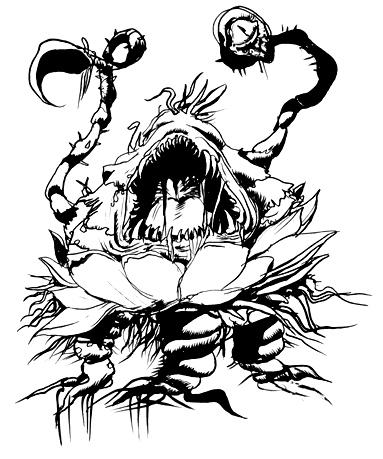 Final Fantasy 1 Monsters