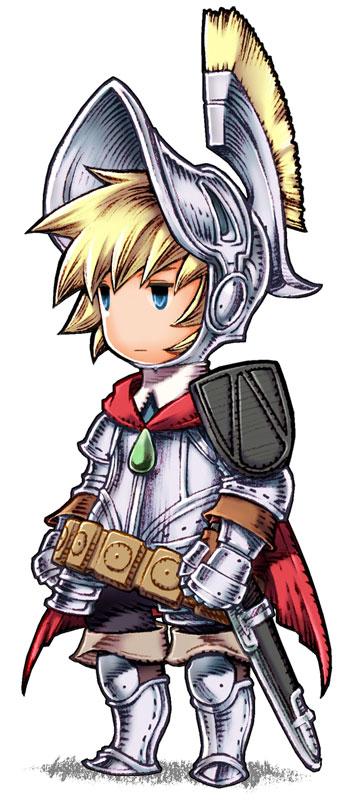Final Fantasy Jobs Knight