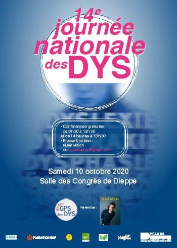 14e Journée GPS des Dys - Dieppe (76)