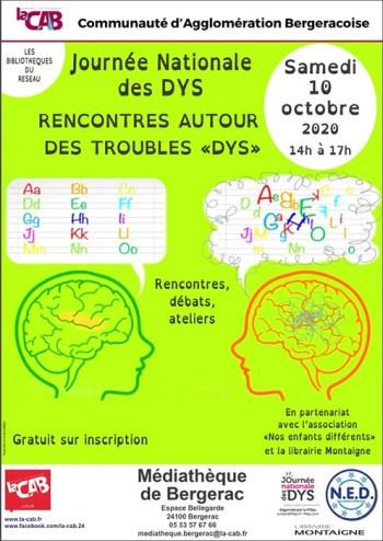 14e Journée des DYS - Bergerac (24)