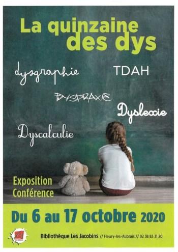 La quinzaine des Dys - Fleury-les-Aubrais (45)