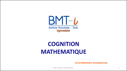 La_BMT-i_Cognition_Mathematique
