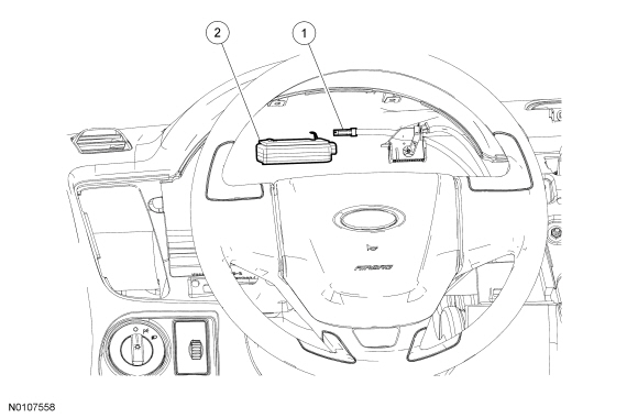 Ford Focus Service Manual :: Global Positioning System
