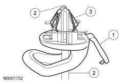 Ford Focus Service Manual :: Headliner :: Body Interior