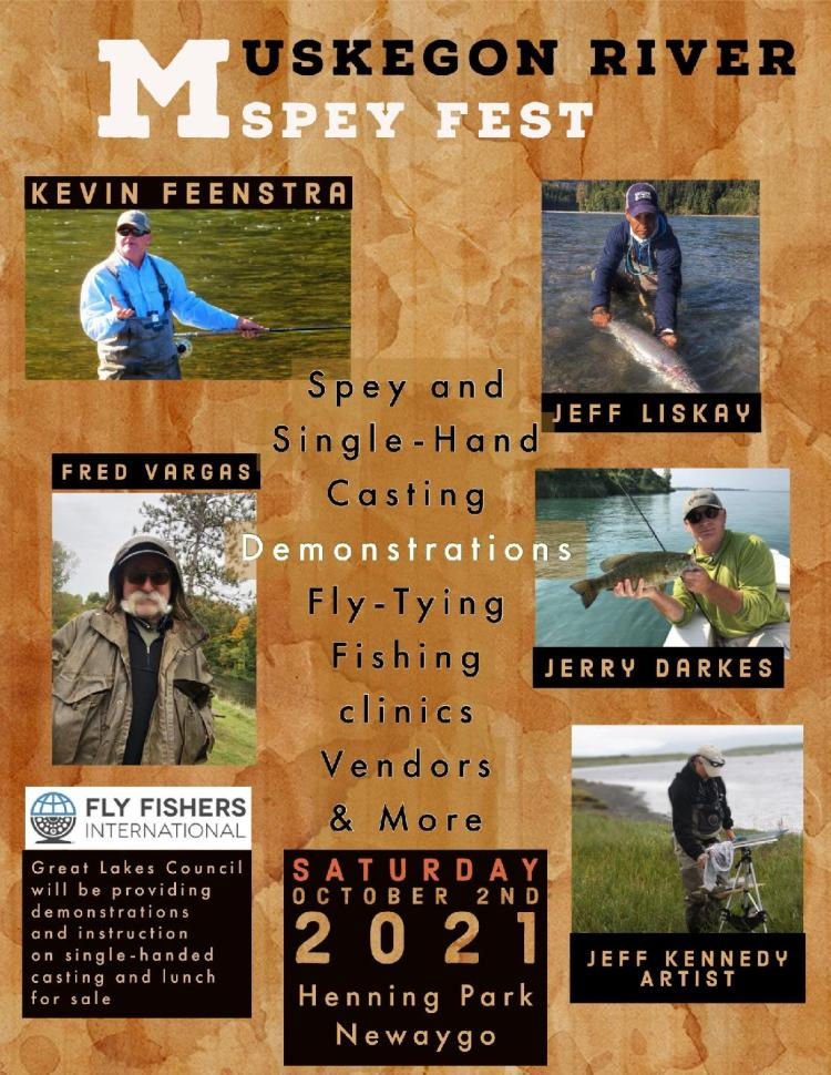 Muskegon River Spey Fest