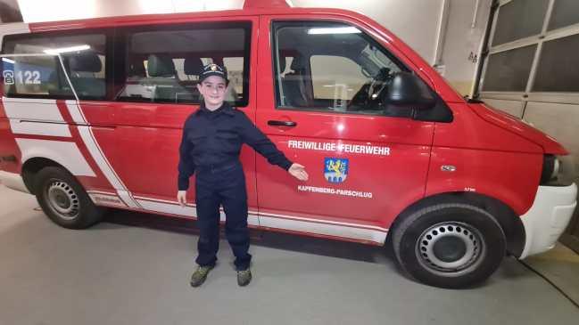 Herzlich Willkommen bei der Feuerwehrjugend Kapfenberg-Parschlug – Nico Rohrleitner