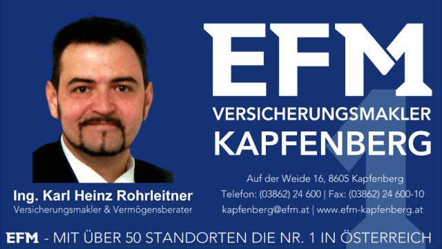 EFM Versicherungsmakler Kapfenberg
