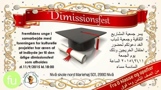 Dimmissionsfest 2015