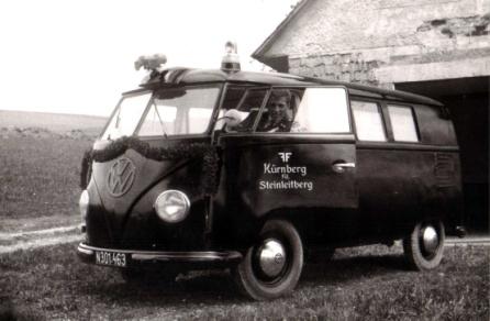 Einsatzfahrzeug Steinleitberg 1963