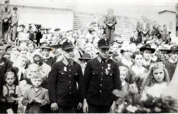 Kirchliches Fest 1957