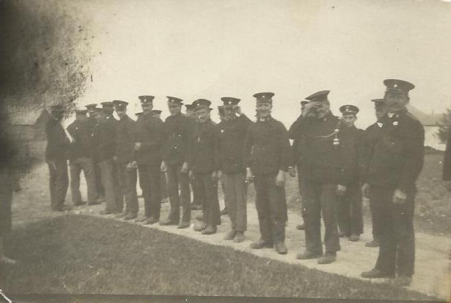 Mannschaftsfoto 1928