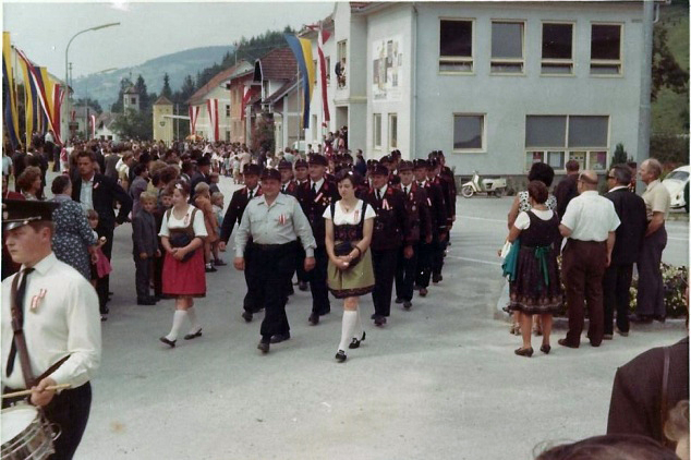 Musikfest Ertl 1969