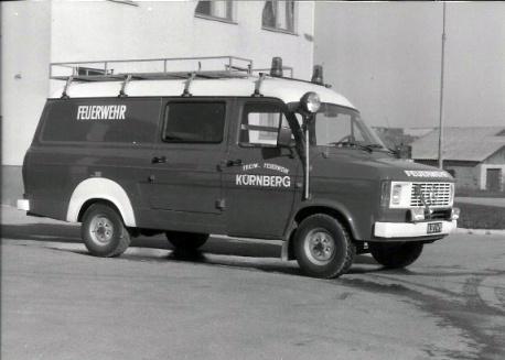 Neues Feuerwerhauto KLF, Baujahr 1979