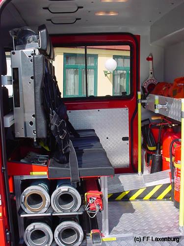 Fahrzeuge Freiwillige Feuerwehr Laxenburg