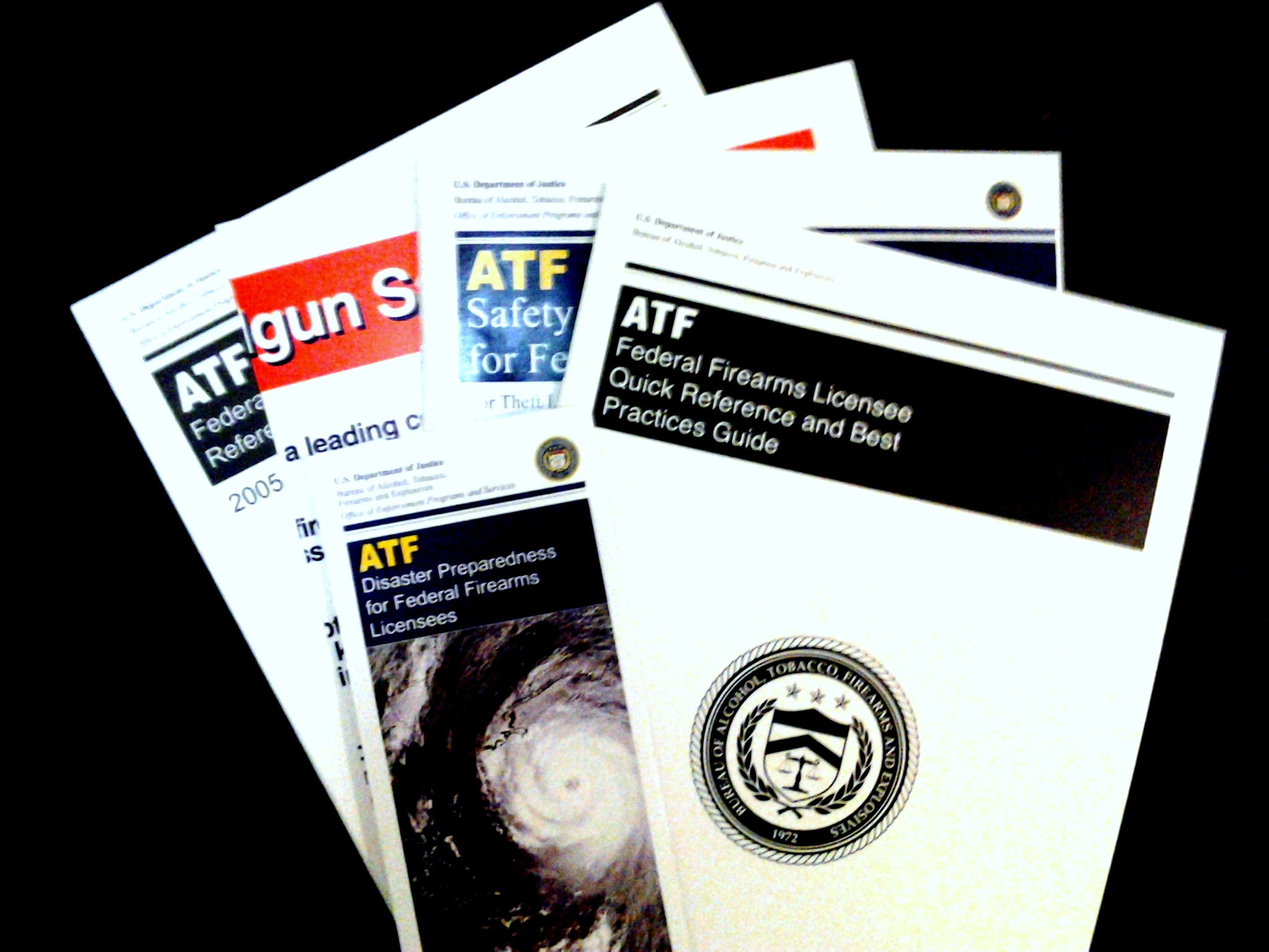 Ffl Atf Records Atf Form 4473 Firearms Licensing And Consulting