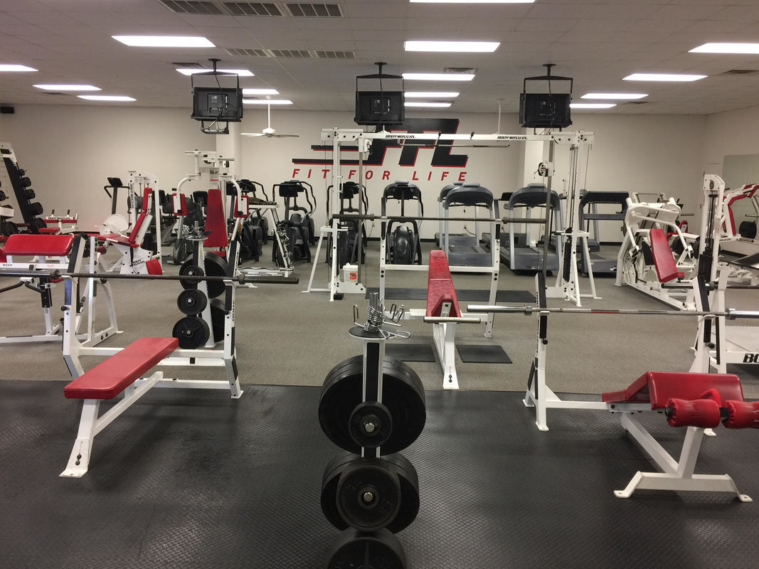 Fit For Life Health Club Home