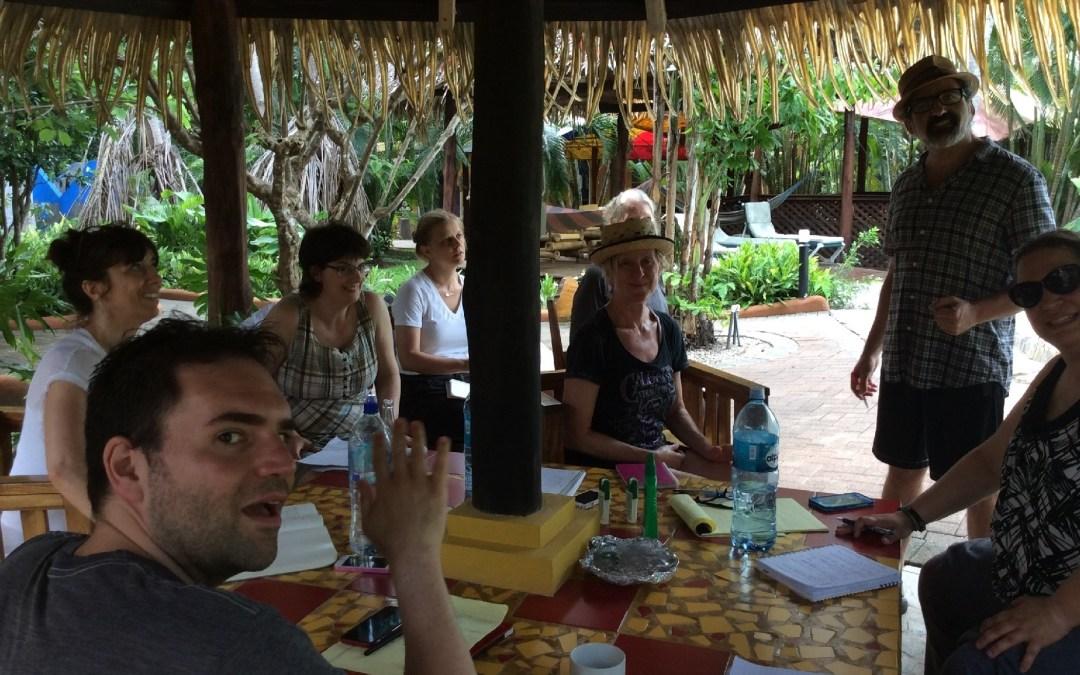Costa Rica Screenwriting Retreat with Jacob Krueger