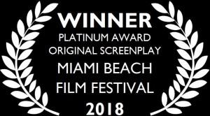 Winning Laurels for Wereteen at Miami Beach Film Festival 2018 B & W