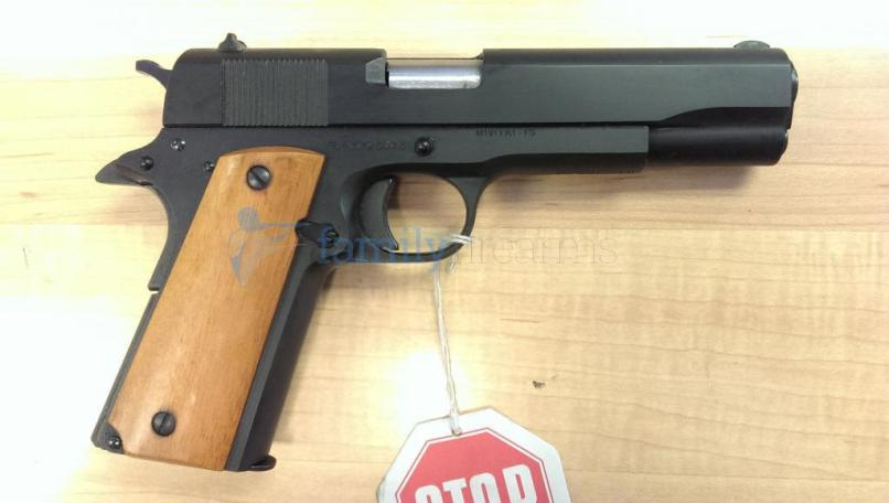 Rock Island Armory 1911 Frame Material | Frameswalls org