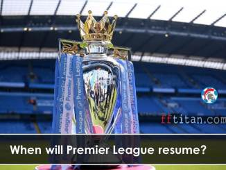 Premier league resumes