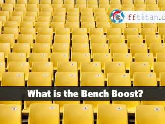 FPL Bench Boost
