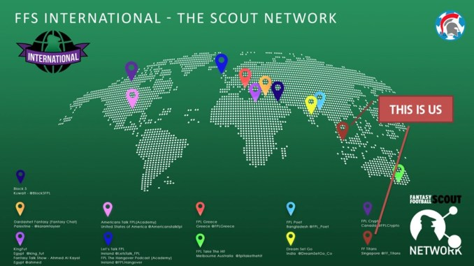 FF Titans Join FF Scout International