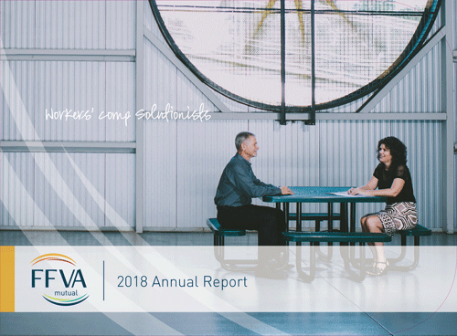 FFVA Mutual's Annual Report